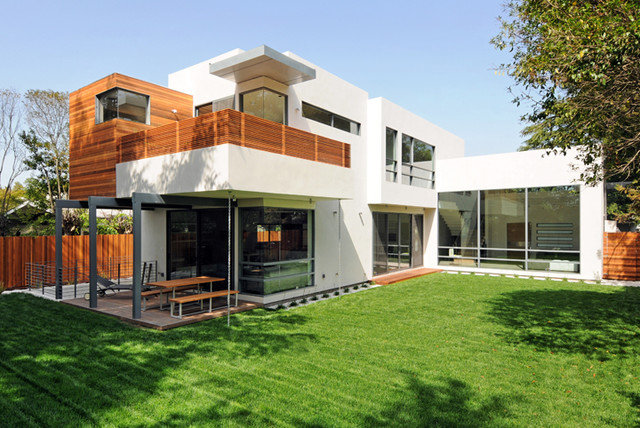 Contemporary Exterior by Maydan Architects, Inc.