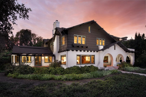 Craftsman Exterior by Michael Kelley Photography