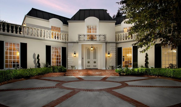 Traditional Exterior by Michael Kelley Photography