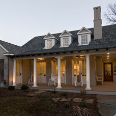 Traditional Exterior by Todd Bonneau Homes