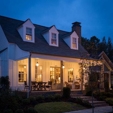 Southern Living Custom Builder Program Showcase Home - Randolph Cottage - Conway