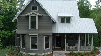 Southern Living Green Idea House at Davidson Gap