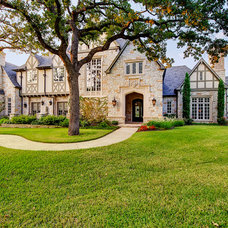 Traditional Exterior by Larry Stewart Custom Homes