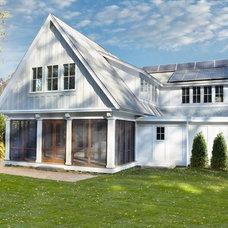 Traditional Exterior by DiGiacomo Homes & Renovation