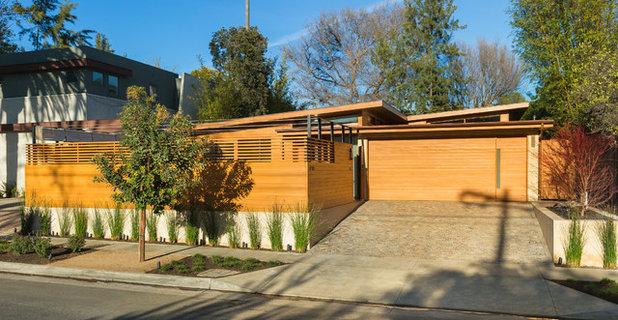 Modern Exterior by Kurt Krueger Architects