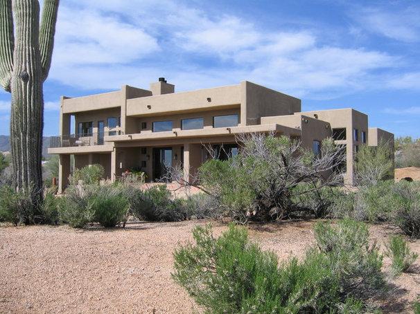 Southwestern Exterior by Carson Poetzl, Inc.