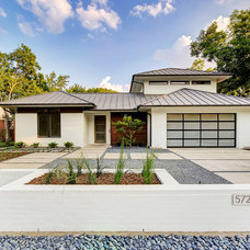 Contemporary Exterior by Classic Urban Homes