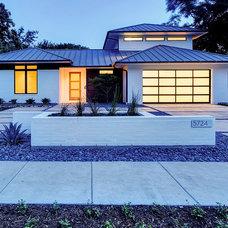 Contemporary Exterior by Classic Urban Homes