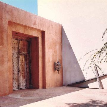 Spanish Colonial in Montecito