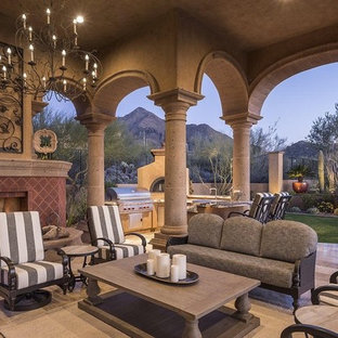 Spanish Colonial Luxury Home by Fratantoni Design!