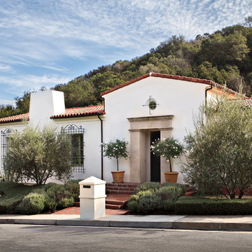Spanish Colonial Revival Residence