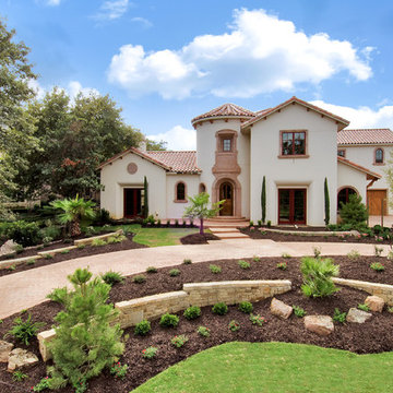 Spanish Colonial with Casita and Courtyard