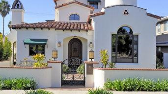 Spanish Mediterranean Styled Custom Home - Oceanside, CA