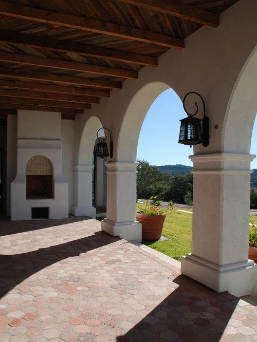 Ideas para fachadas dise os de fachadas mediterr neas for David hueter home designs