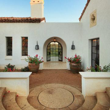 Spanish Oaks Entry