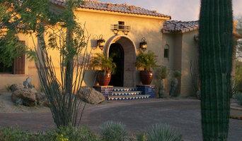 Spanish Revival Home