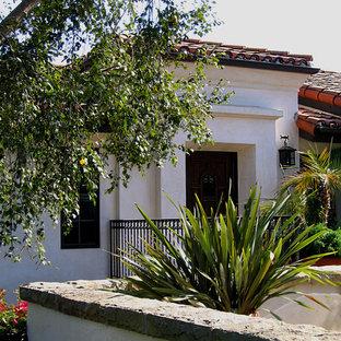 Spanish style Home Design in Santa Barbara, California