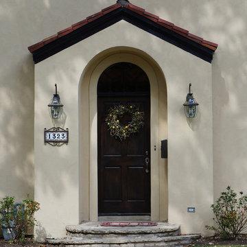Spanish Style Home Renovation