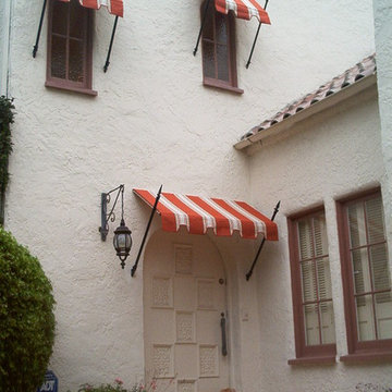Speared Awning design
