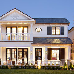 traditional exterior by Spinnaker Development