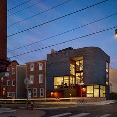 Modern Exterior by McCoubrey/Overholser, Inc.