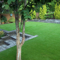Sport Court Putting Greens & Artificial Turf Lawns - Artificial Turf Lawn
