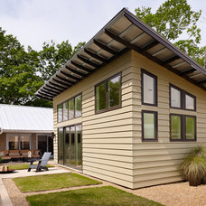 Modern Exterior by Clayton&Little Architects