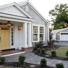 Traditional Exterior by Tiek Built Homes
