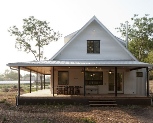 Pole Barn House | Houzz
