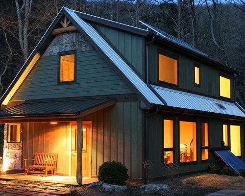 Poplar Bark Siding Home Design Ideas Pictures Remodel