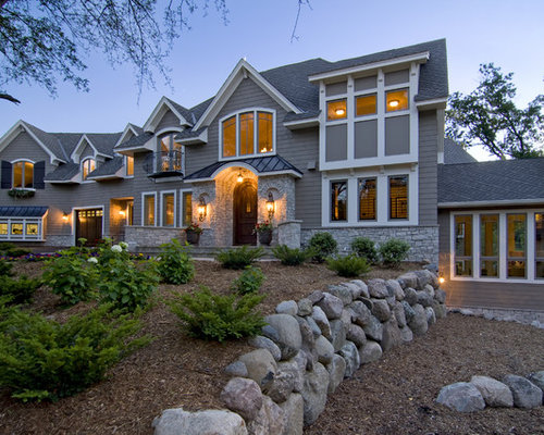 Lake House Color Houzz