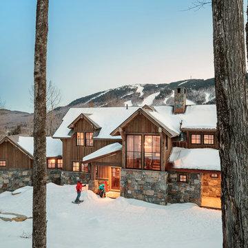 SR Ski House