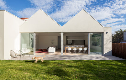 An Under-Utilised Backyard Makes Way for a Modern Extension