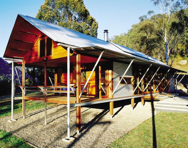 6 Australian Bush Houses Redefine Rustic Charm