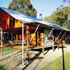 Modern Exterior by CplusC Architectural Workshop