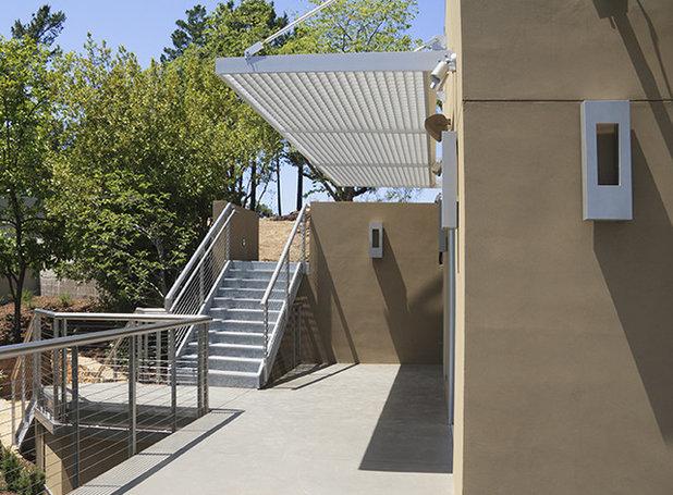 Modern Exterior by R. D. Sherrill