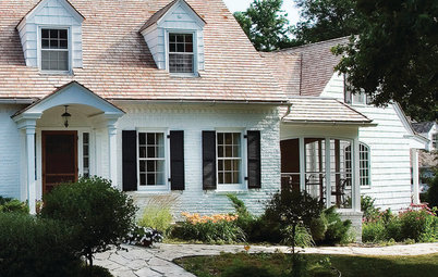 White Delights on Home Exteriors of All Styles