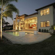 Exterior by Devonshire Custom Homes