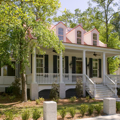 traditional exterior by WaterMark Coastal Homes, LLC