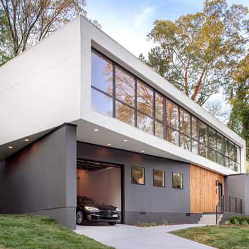 Stacked Modern