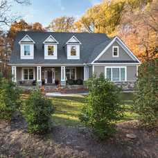 Craftsman Exterior by Stahl Homes LLC