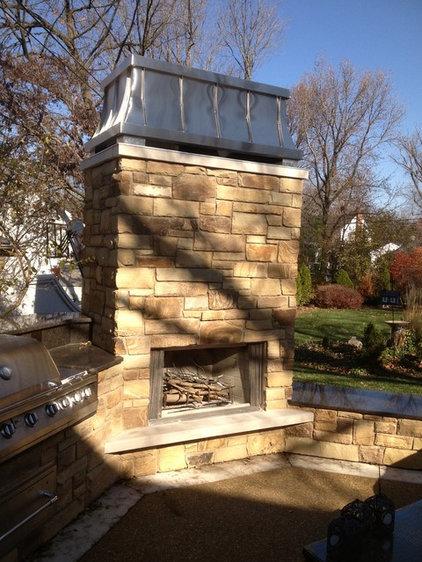 Modern Exterior by Chimney King, LLC