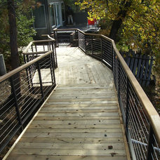 Exterior by Stainless Cable & Railing, Inc.