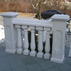 Craftsman Exterior by Coral Cast Architectural Stone