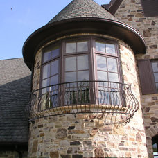 Traditional Exterior by Schill Architecture LLC