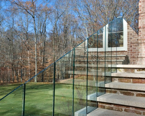 Stair Handrail Home Design Ideas Pictures Remodel And Decor