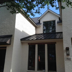 Beautiful Standing Seam Metal Roofing