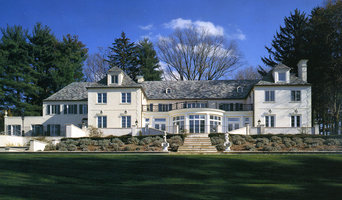 Stanwich Road - French Country Home