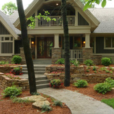 Rustic Exterior by Landsted Companies, LLC