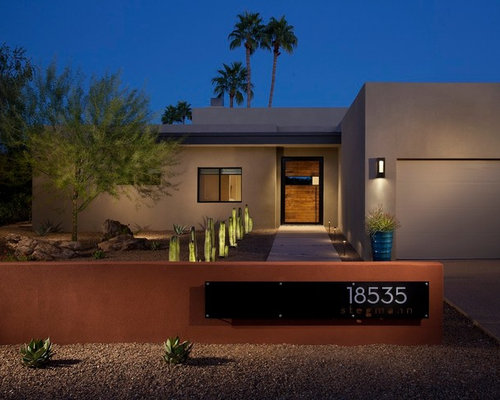 Phoenix Exterior Home Design Ideas, Remodels & Photos